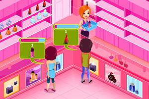 《时尚香水店》游戏画面1