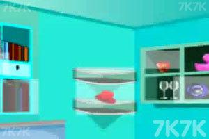 《逃出小男孩的卧室》游戏画面3