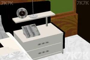 《无光卧室逃脱》游戏画面4