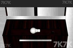 《无光卧室逃脱》游戏画面5