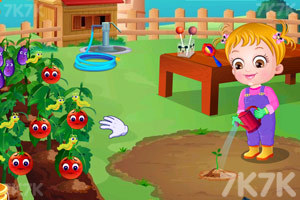 《可爱宝贝园艺工中文版》游戏画面5