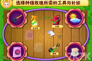 《可爱宝贝园艺工中文版》游戏画面4