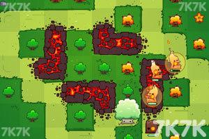《大树守卫者无敌版》游戏画面9