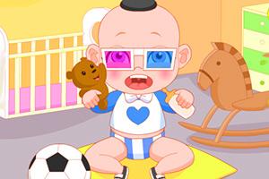 《时尚婴儿》游戏画面1