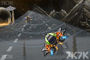 《太空赛车族》游戏画面3