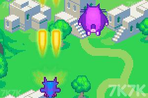 《肥猫雷电》游戏画面2
