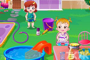 《可爱宝贝过家家》游戏画面1