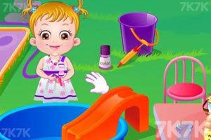 《可爱宝贝过家家》游戏画面7