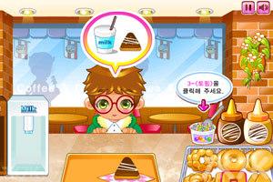 《可爱甜甜圈小店》游戏画面5