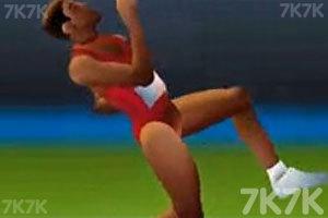 《百米赛跑》游戏画面4