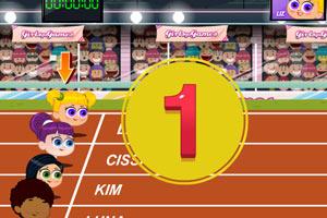《女子亚运会》游戏画面1