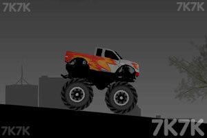 《疯狂爆炸四驱车》游戏画面2