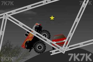 《疯狂爆炸四驱车》游戏画面5