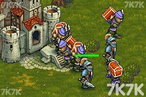 《皇城护卫队无敌版》游戏画面4