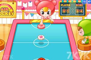 《可爱桌上曲棍球》游戏画面5