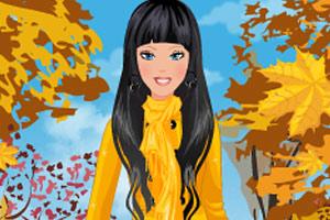 《秋天女孩》游戏画面1