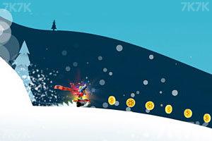 《滑雪大冒险电脑版》游戏画面4
