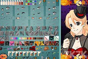 《校园漫画风8》游戏画面4