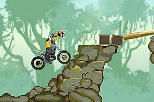 《超难摩托越野》游戏画面1