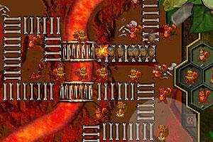 《松鼠大战坚果无敌版》游戏画面1