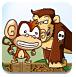 小猴和猩猩的战斗