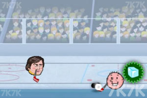 《大头冰球对决》游戏画面4