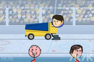 《大头冰球对决》游戏画面3