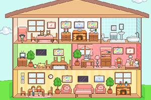 《布置我的别墅》游戏画面1