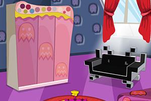 《装扮卧室》游戏画面1