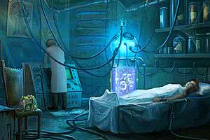 《喚醒沉睡的勞拉》游戲畫面2