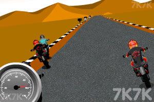 《摩托计时赛》游戏画面6