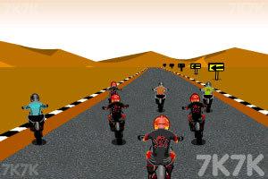 《摩托计时赛》游戏画面10