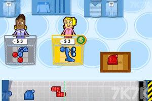 《做超市商品整理员》游戏画面3