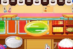 《小熊猫做紫菜包饭》游戏画面4