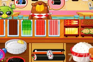 《小熊猫做紫菜包饭》游戏画面7