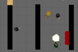 《黑之围栏2无敌版》游戏画面1