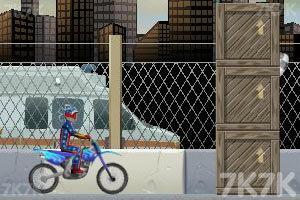 《特技摩托大赛》游戏画面4