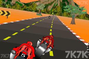 《极速摩托》游戏画面3