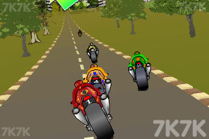 《极速摩托》游戏画面10