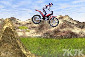 《疯狂特技摩托》游戏画面3