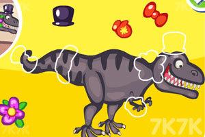 《恐龙博物馆偷懒》游戏画面5
