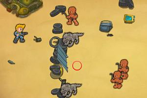 《变异物种入侵》游戏画面1
