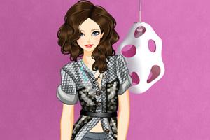 《欧洲时尚风》游戏画面1