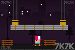 《街头滑板小子》游戏画面2