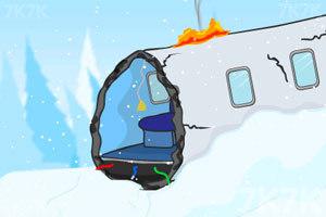 《空难幸存者》游戏画面1
