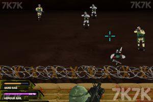 《战火要塞》游戏画面3