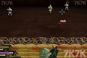 《战火要塞》游戏画面2