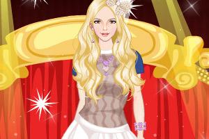 《甜美派对女孩》游戏画面1