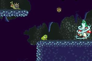 《蟾蜍冒险无敌版》游戏画面1