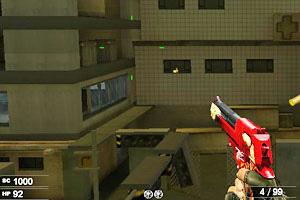 《战龙大炮无敌版》游戏画面1